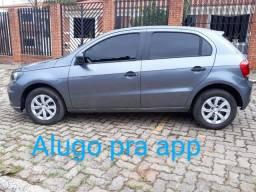 Alugo pra app carro 2020 km livre seguro