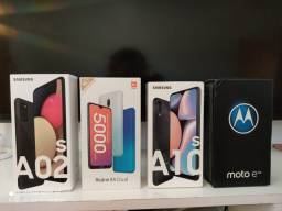 Vendo celulares Novos Lacrados com Selo