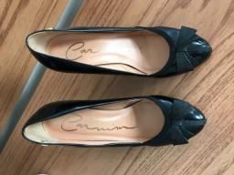 Sapato preto-Marca Carmin (36)