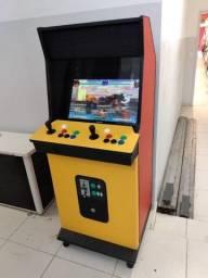 Arcade gabinete profissional c/moedeiro