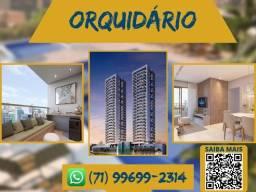 Orquidário, apartamentos de 2 e 3 quartos de 59 a 70m² no Iguatemi