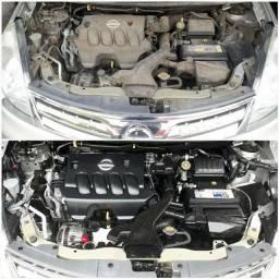 Limpeza técnica e detalhada de motor. (A SECO)