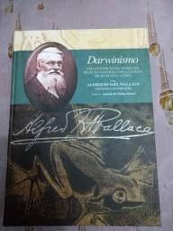 Livro Darwinismo de Alfred Russel Wallace novo