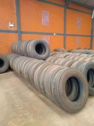 Lote de pneus usados 275