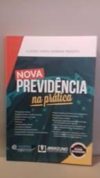 "Livro "" Nova previdência na prática"" 319 p"