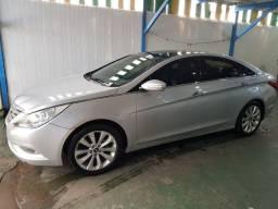 Vendo ou troco Sonata 2012, e comprador assume pequena dívida.