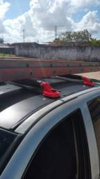 Bagageiro pra carro universal