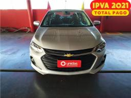 Chevrolet Onix 2020 1.0 turbo flex plus ltz automático