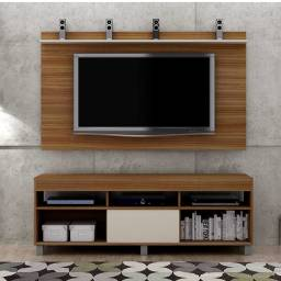 """Painel + Rack CHF R.759 - para TV 60"""" - 1,56m"""