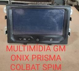 Multimidia GM Onix Prisma Cobalt Spin