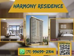 Harmony Residências, 2 quartos em 65m² com 2 vaga de garagem no Costa Azul