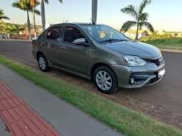 Etios XLS 1.5 Sedan Automático 17/18