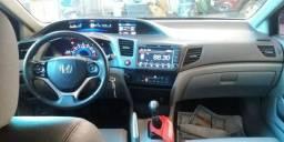 Multimídia Honda Civic 2012/2013/2014/2015