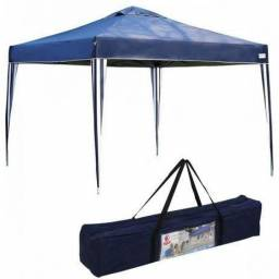 Tenda barraca sanfonada 3x3 sem uso