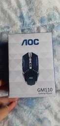 Mouse AOC Gamer Silent Mecanico