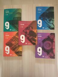 Livros telaris semi-novos 9° ano