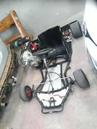 Kart motor 125 cc honda