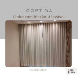Título do anúncio: Linho com blackout lavável 0004