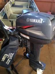 Motor 15HP Yamaha conservado