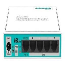 Roteador Mikrotik Routerboard Hex Lite Rb750r2 * Usado*