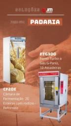 Título do anúncio: Ricardo câmara de fermentação e forno turbo