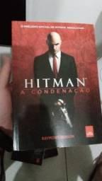 Livro - Hitman: A condenação / Autor : Raymond Benson