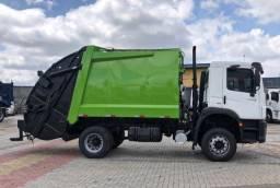 Vw 17280 2013 4x2 Autom- Compactador De Lixo=vw,ford adquira com entrada mas parcelas