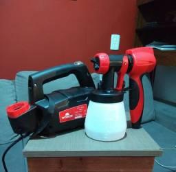 Worker máquina de pintura pulverizadora