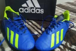 Chuteira Adidas X 18.4 FG original