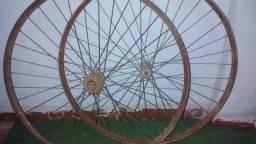 Roda aro 29 original da Monark década de 60  , 36 furos