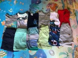 Lotes de roupas para bebês menino