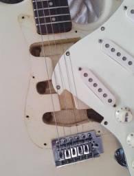 3 Fender American USA 016730 Captadores malagoli dimarzio set