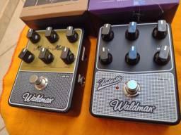 Pedal Guitarra Simulador de amplificador Fender ou Marshall