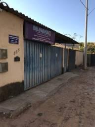 Casa com ponto comercial em Paraisópolis MG