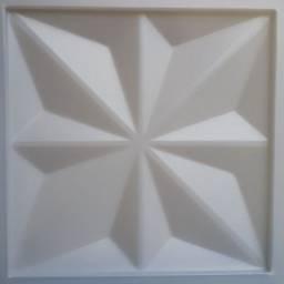 Forma de Abs 1mm Para Gesso 3D Modelo Cristal