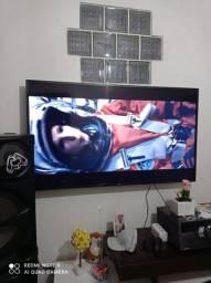 Vendo TV LG 60 polegadas 4k 2 mês de uso tv nova