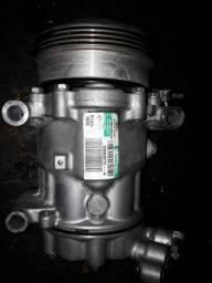 Compressor do ar logan Clio Sandero 1.0 8v 1.0 16v até 2016