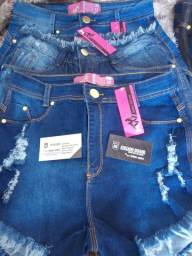 Short jeans no atacado R$23,00