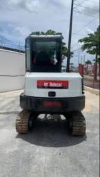 Bobcat Mini-Escavadeira