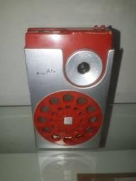 Sucata Rádio Antigo SHARP