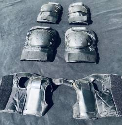 Kit de Proteção Patins / Roller