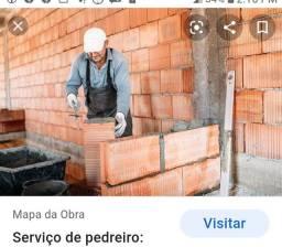 PEDREIRO/ ELETRICISTA