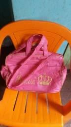 Vendo uma bolsa de bb menina