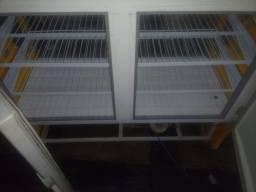 Balcão refrigerado vidro curvo Polar 1,25m