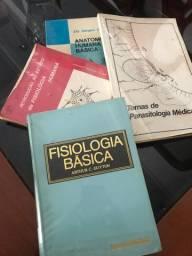 Livros técnicos - biomédicas
