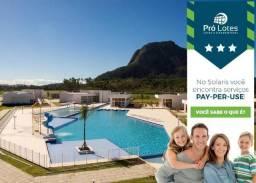 Terreno no condomínio Solaris Residencial Clube - Promoção R$ 90.000,00