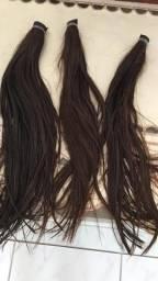 Vendo cabelo virgem 28cm
