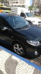 Vendo Corolla 2012 XEI Preto - 2012