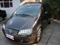 Fiat Idea 1.8 mpi hlx - Zero de Entrada - Autobraga - 2007