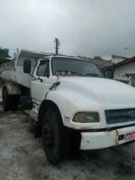 Vendo caminhão caçamba - 1995